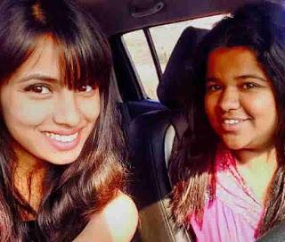 Aashna Hegde first Instagram Post