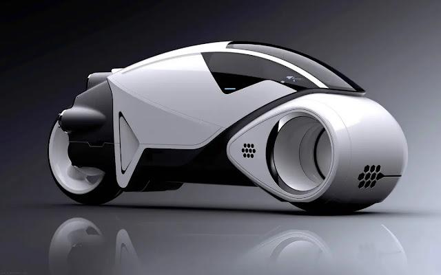Inilah Motor Impian Anda Di Masa Depan
