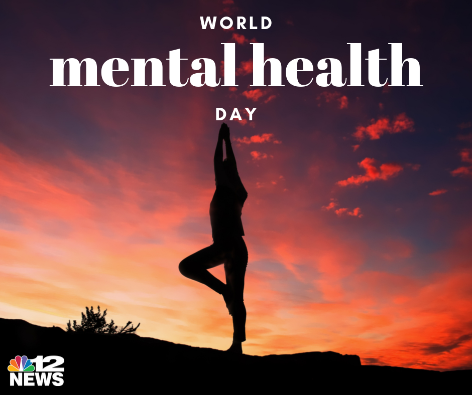 World Mental Health Day Wishes Sweet Images