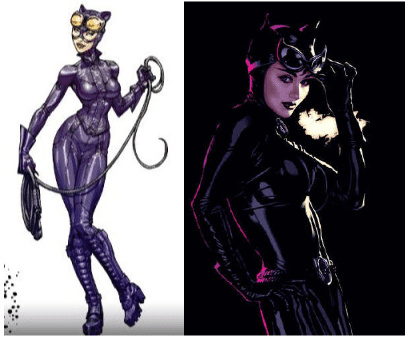 Selina Kyle / Catwoman