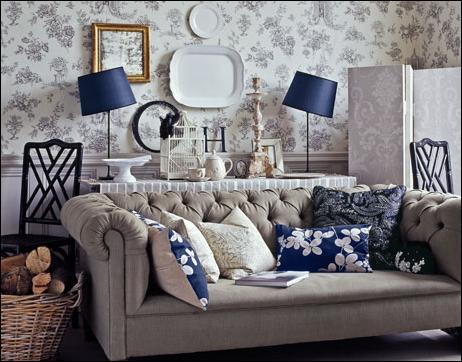 English Country Living Room Design Ideas Home Interiors