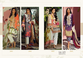 Fairlady Sana Safinaz Mahay Collection Pakistani Suits