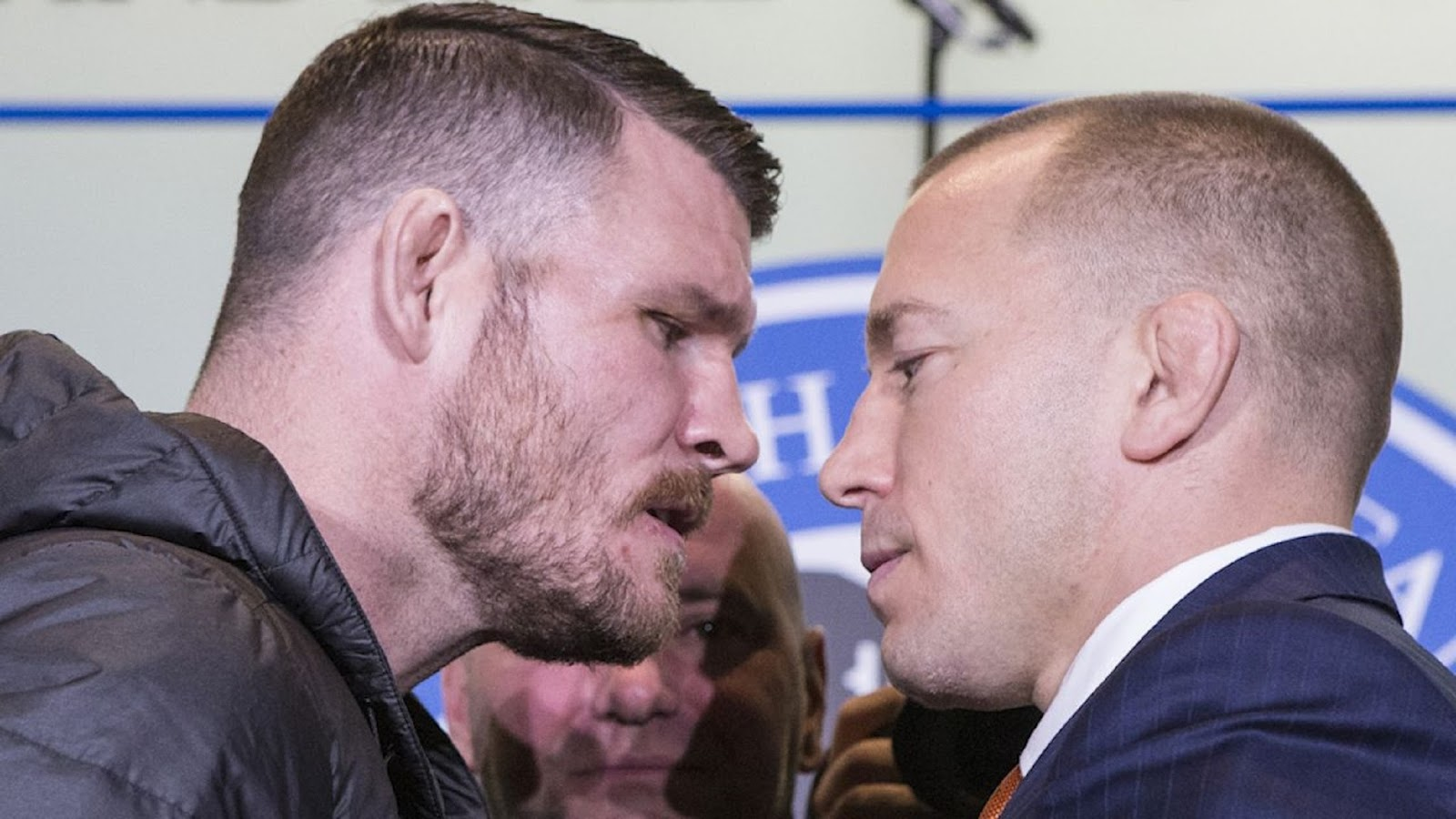 MICHAEL BISPING VS. GEORGES ST PIERRE