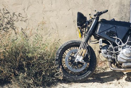 """Ducati 900ss Scrambler Petardo """"Chiến binh sa mạc"""""""