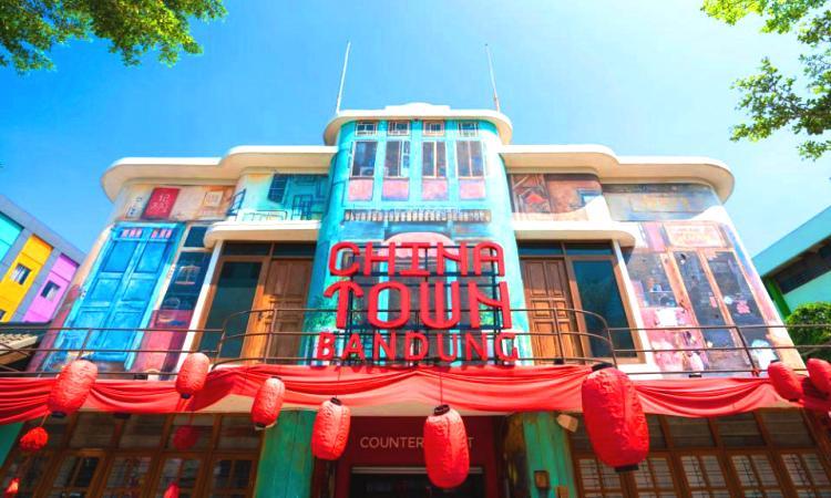 Chinatown Bandung, Tempat Wisata Kuliner & Spot Foto Unik
