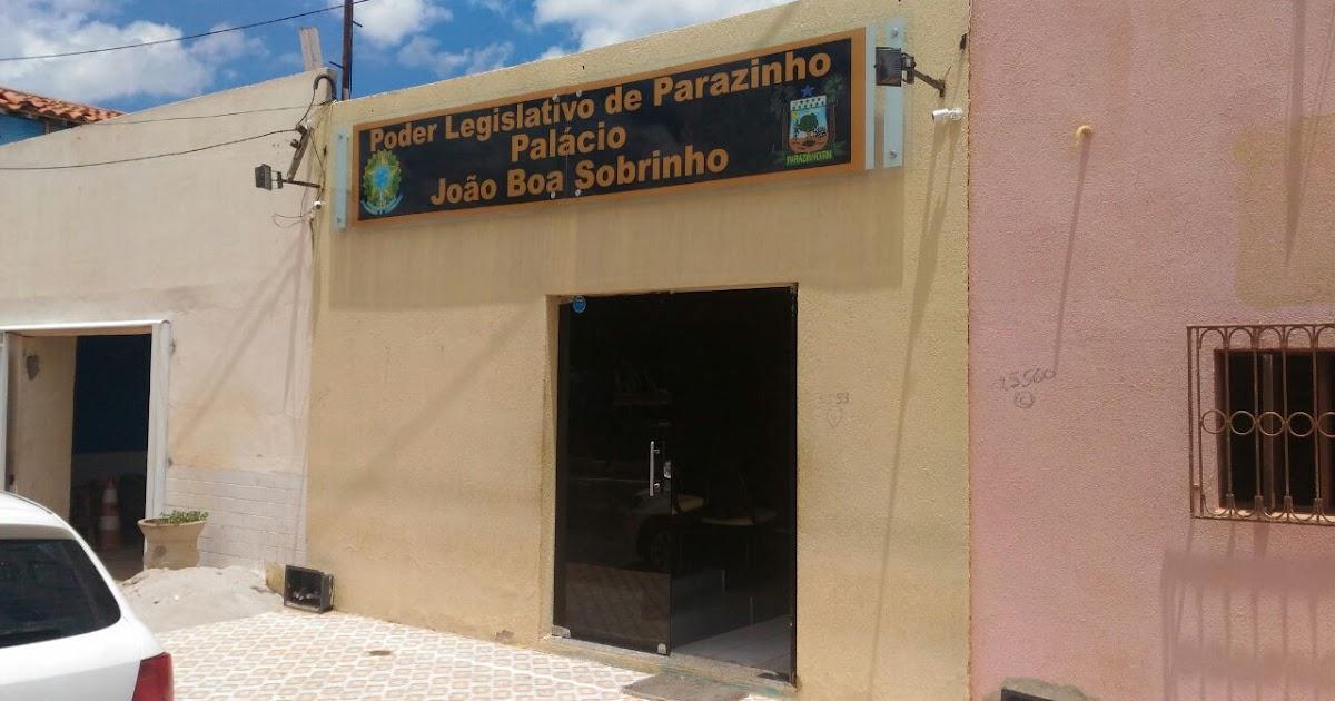 Resultado de imagem para CÂmara Municipal de Parazinho Eurípedes Dias