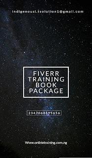 Fiverr Training For Nigeria 2020