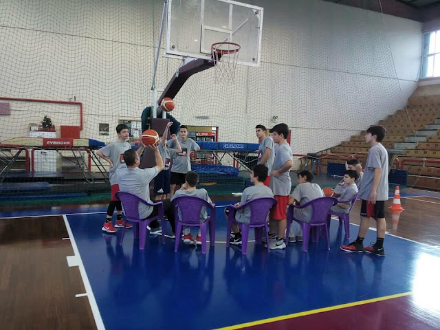 Προσέγγιση της Διδασκαλίας Καλαθοσφαίρισης / 12 - 16 ετών