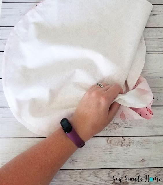 drawstring makeup bag pattern pdf
