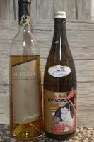 Sake y mistela.