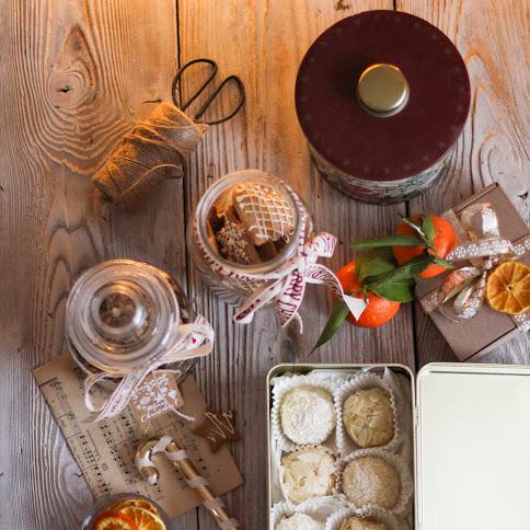 Trzy pomysły na jadalne prezenty!