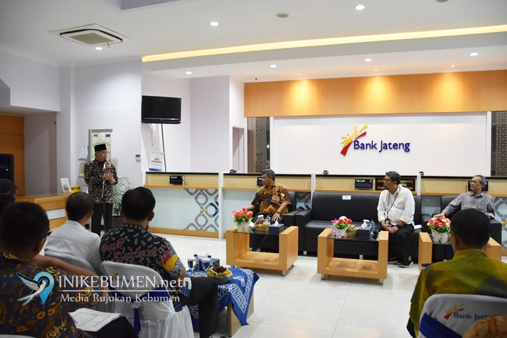 Penyertaan Modal Pemkab Kebumen di Bank Jateng Bakal Dioptimalkan