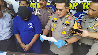 Hendak Memeras, Oknum Wartawan Digelandang Satreskrim Polres Cirebon Kota