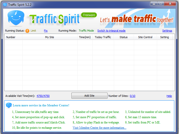 Traffic Spirit 5.3.3 Download Grátis