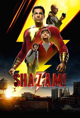 Shazam 2019 Dual Audio Hindi 480p HC HDRip 400MB