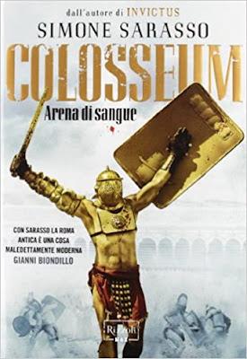 Colosseum. Arena di sangue, di Simone Sarasso recensione
