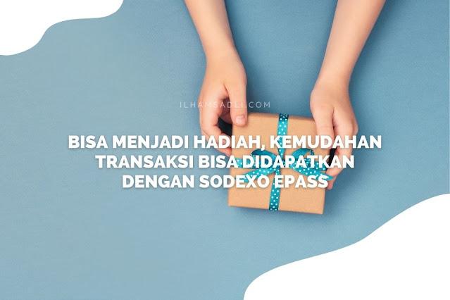 Kemudahan Transaksi Bisa didapatkan dengan Sodexo ePass