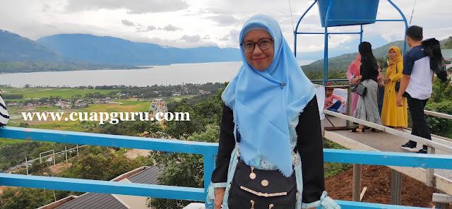 Berwisata ke Bukik Chinangkiek di Solok