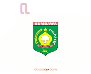 Logo Kabupaten Sumbawa Vector Format CDR, PNG