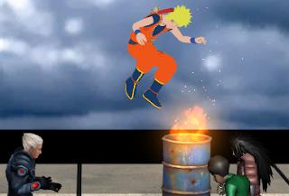 Naruto-Free-Fight