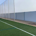 Finaliza la construcción del muro del campo de fútbol Antonio Ibañez