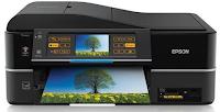 L'élégante et intelligente Epson Stylus Photo PX810FW est une carte vidéo 4 en 1 haute définition entièrement équipée pour la maison sans fil.