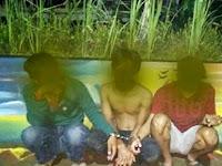 Berkelahi Bawa Senjata Tajam, 3 Remaja Diamankan Polres Sekadau