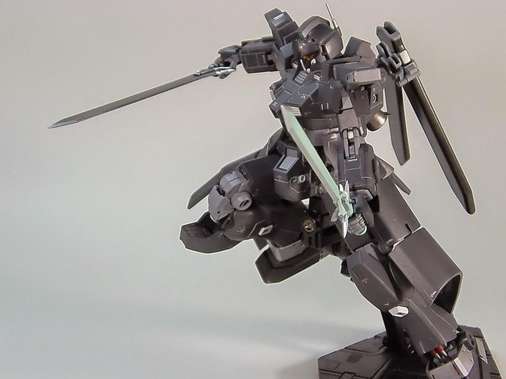 Custom build gundam x sword art online gm kirito custom for Designer builders