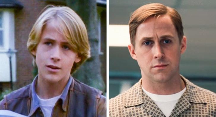 Ryan Gosling: Goosebumps (1995-1998) — O Primeiro Homem (2018)