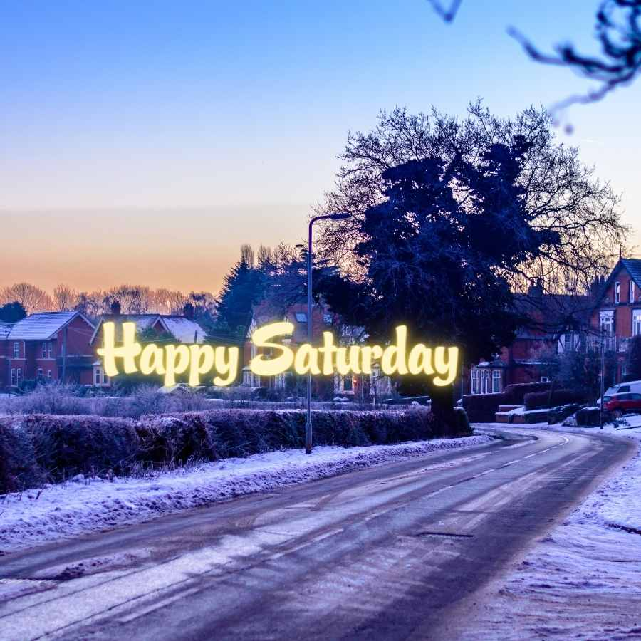 saturday morning greetings images