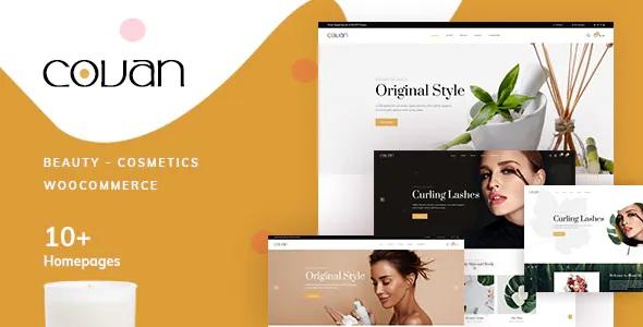 Best Cosmetics WooCommerce WordPress Theme