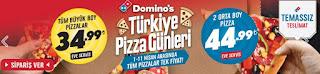 dominos pizza pizza günleri indirimler fırsatlar ve kampanyalar
