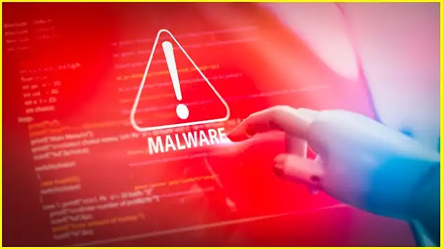 What's the difference between malware and ransomware? A very crisp answer!