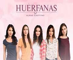 Ver telenovela huerfanas almas cautivas capítulo 11 completo online