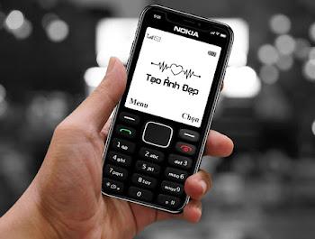Tạo hình nền Nokia 1280 độc đáo cho điện thoại smartphone