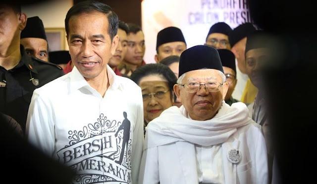 Bendera Tauhid Dibakar, Jokowi-Ma'ruf Bisa Terancam, Efeknya Besar