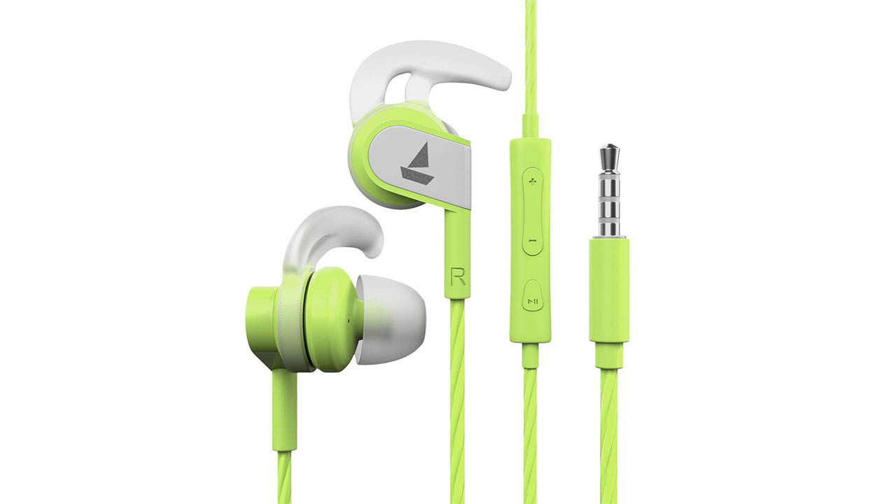 boAt Bassheads 242 Wired Sports Earphones