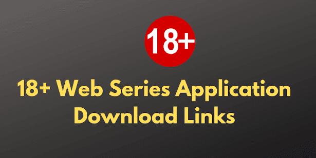 18+ web series apk