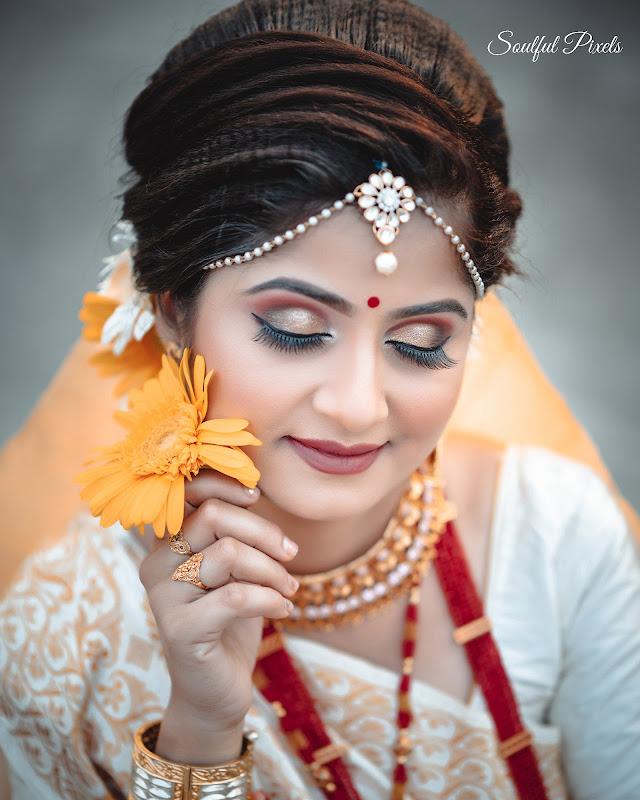 Assamese Wedding Bride