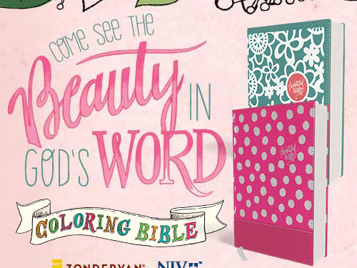 The Perfect Gift for the Tween Girl: An NIV Beautiful Word For Girls Review + Giveaway