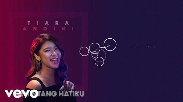 """Lagunya Berjudul """"Gemintang Hatiku"""" Trending di YouTube, Tiara Andini Ungkap Rasa Syukur"""