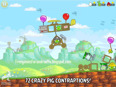 Angry Bird for Android free download