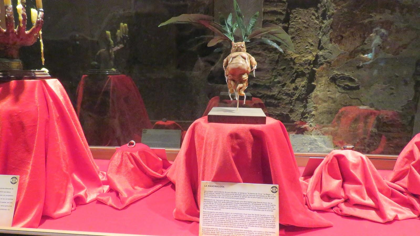 Visitando el museo de la espa a m gica de toledo for Cuarto milenio horario