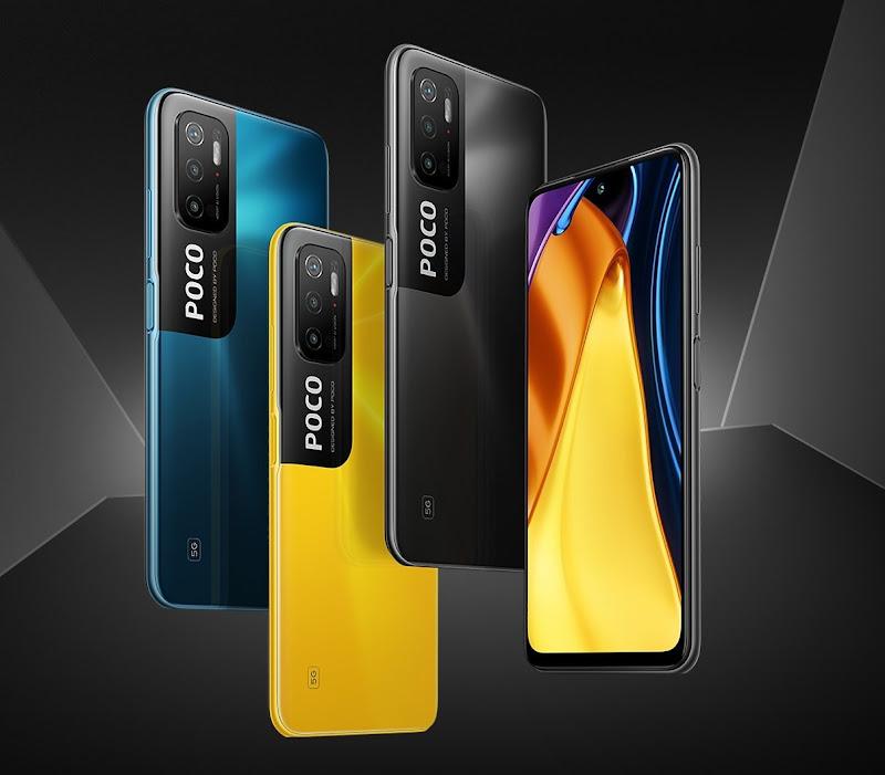 Xiaomi Poco M3 Pro prix maroc