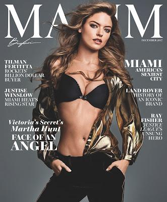 Este mes en Maxim USA: