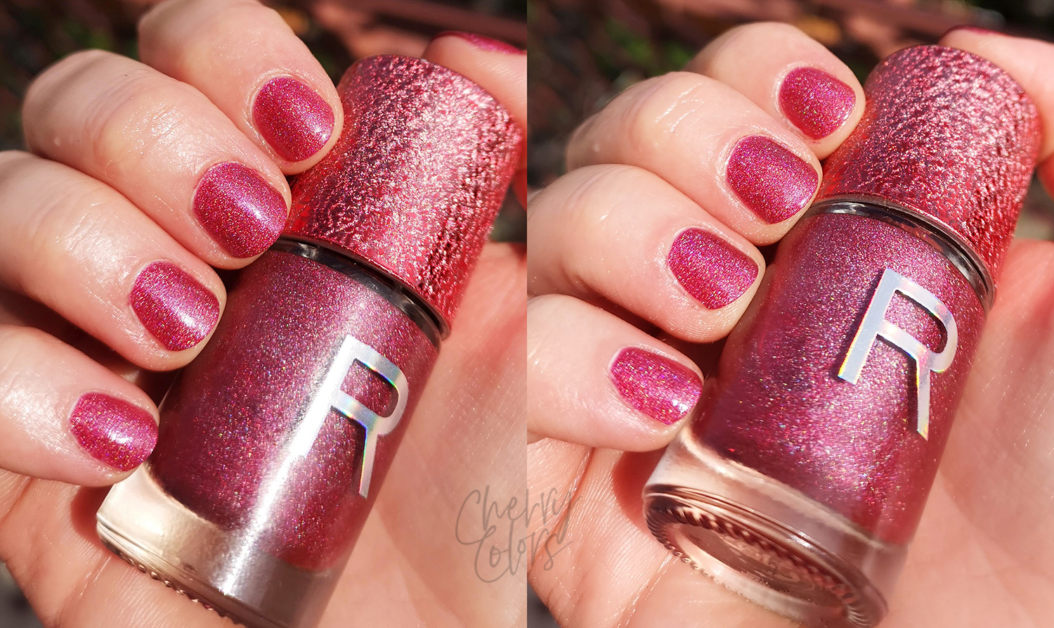 Makeup Revolution Holographic Nail Polish - Galactical