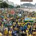 Manifestações pró-governo começam a tomar às ruas de várias cidades do Brasil