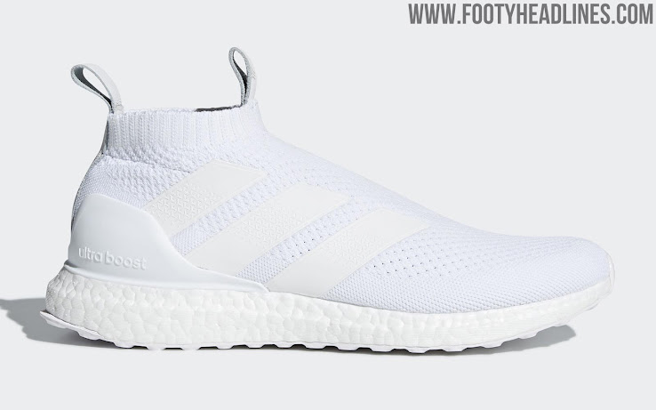 super popular 9486b 41fa7 Adidas Ace 16+ Ultra Boost - White