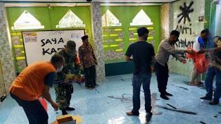 Pelaku Vandalisme di Tangerang Ternyata Mahasiswa, Polisi: Pelaku Sehat, Belajar Agama di Youtube