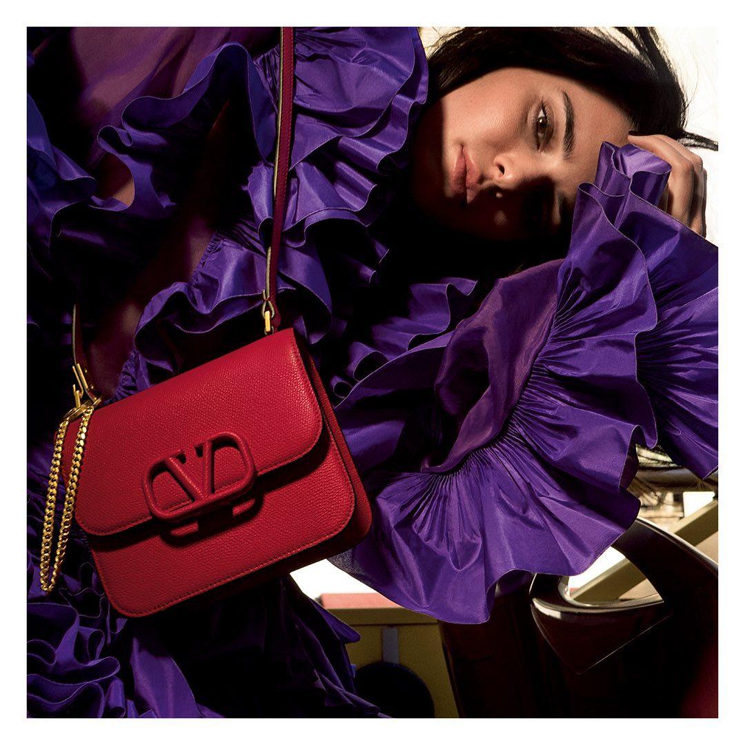 Blog Guilherme Dias Comenta Kendall Para Valentino
